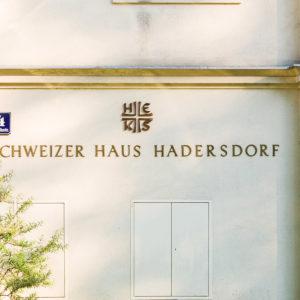 Schweizer Haus Hadersdorf Therapieangebote